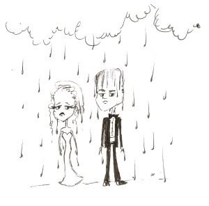 RainyWedding
