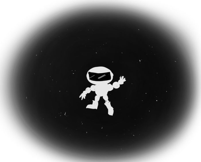 Remote programming jobs aren't like space oddity, so you won't feel like this poor astronaut, lost in space.
